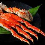 "蟹の""爪""と""脚""の味"