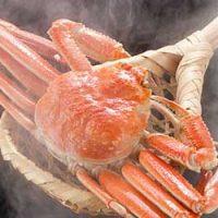 茹で蟹(ズワイガニ)